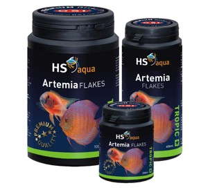 HS Aqua Artemia flakes 200ml