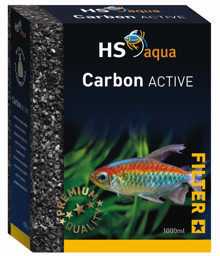 HS Aqua Carbon Active 1000ml