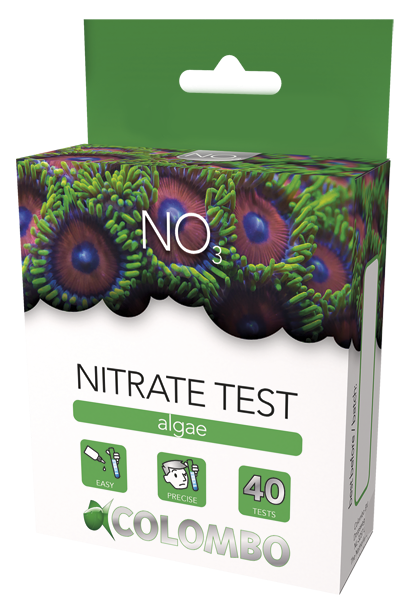 COLOMBO MARINE NITRATE TEST
