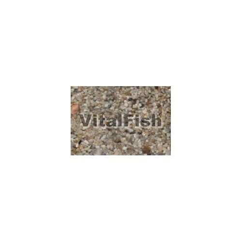 Gravel Natural Light 1-2 mm 4Kg