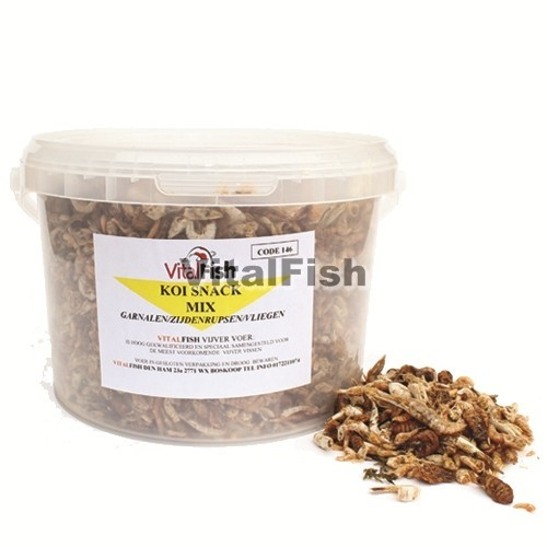 KOI SNACK MIX 3 LITER